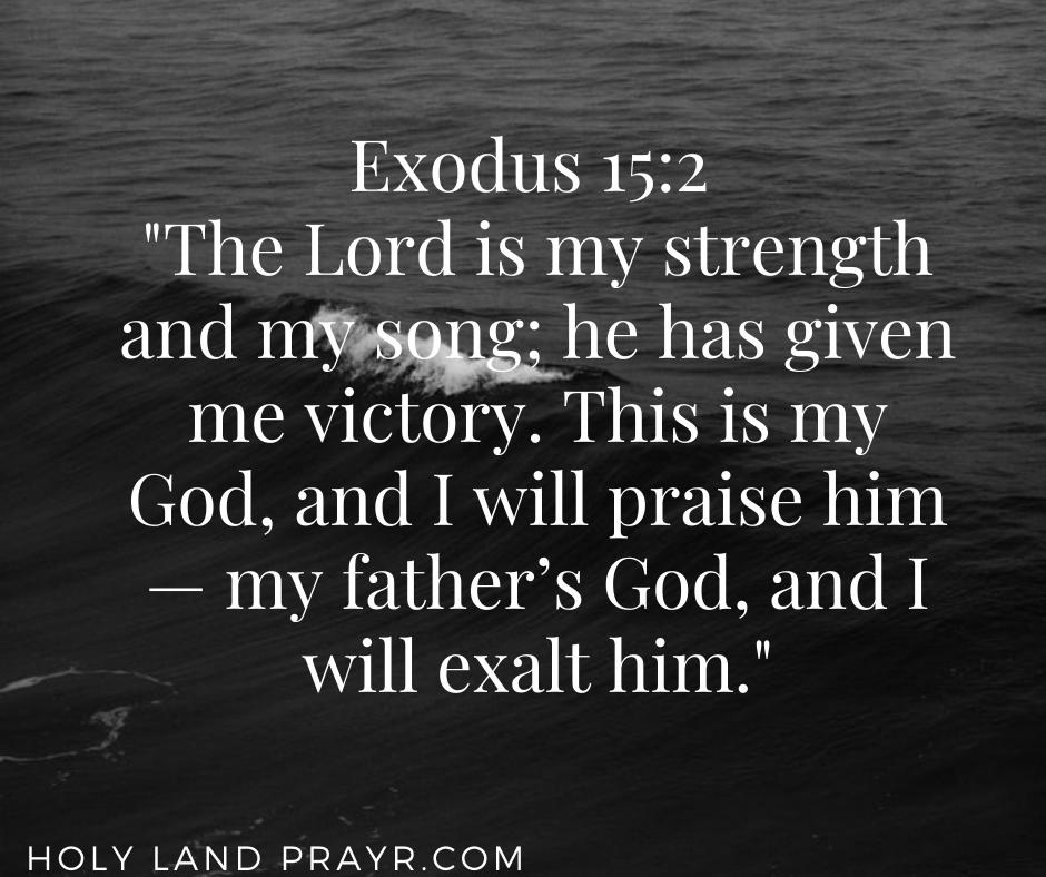 prayers for strength